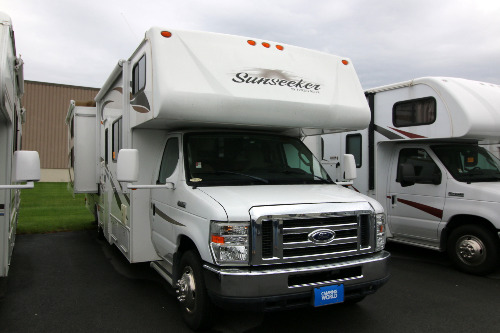 RV : 2012-FOREST RIVER-M-3170DS