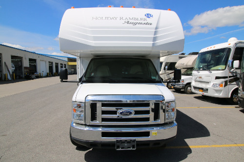 Exterior : 2015-HOLIDAY RAMBLER-23B