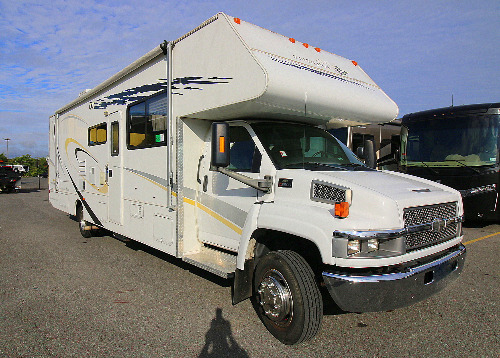 New Or Used Class C Toyhauler Rvs For Sale Camping World