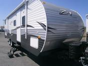 New 2016 Crossroads Z-1 301BH Travel Trailer For Sale