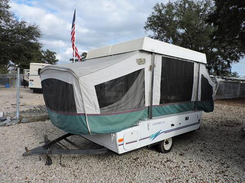 Used 1995 Coleman Laramie CEDAR XL Pop Up For Sale
