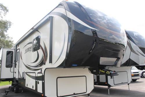 New 2015 Keystone Alpine 3536RE Fifth Wheel For Sale