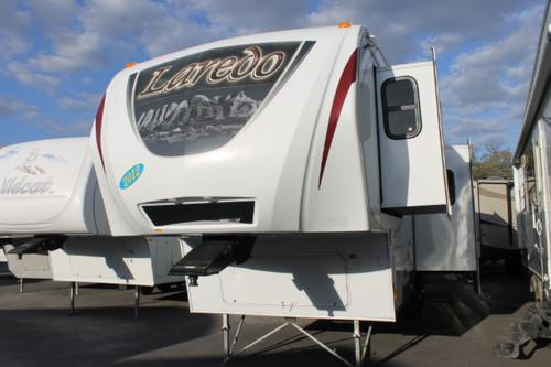 2012 Keystone Laredo