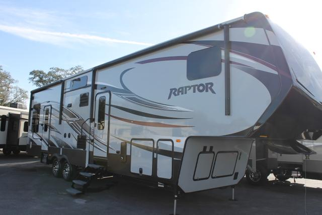 Buy a Used Keystone Raptor in Dover, FL.