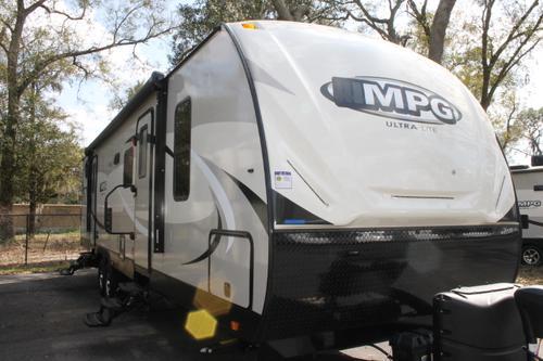 2016 Cruiser RVs MPG