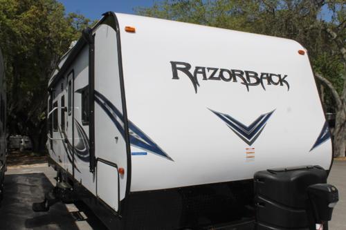 2016 Dutchmen Razor