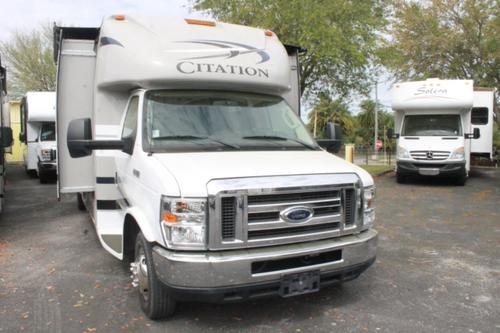 Thor Citation Rvs For Sale Camping World Rv Sales