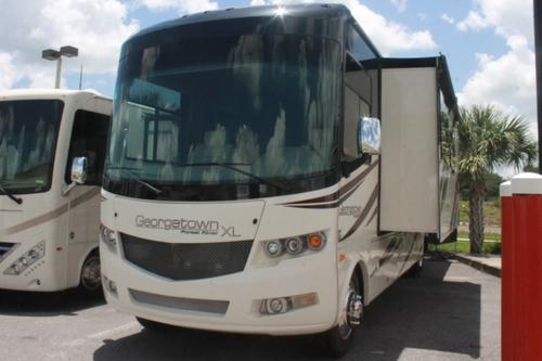 RV : 2015-FOREST RIVER-360DS XL