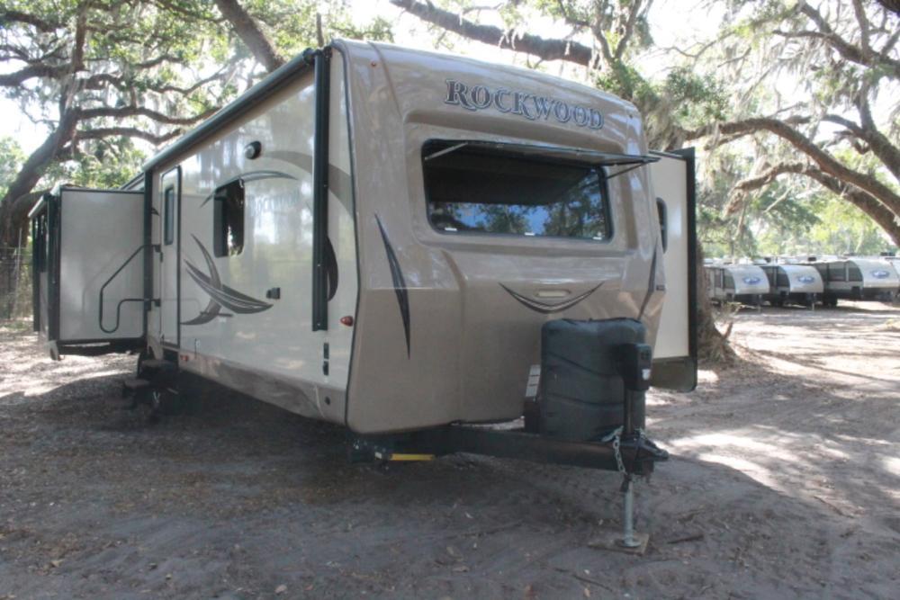 Used Rockwood Trailers For Sale Trailersmarket Com
