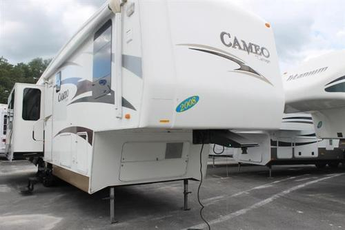 Used 2008 Carriage Cameo 35SB3 Fifth Wheel For Sale