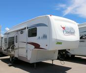 Used 2005 Forest River Cardinal Le 29WB Fifth Wheel For Sale
