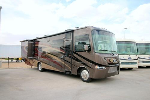 Luxury Construction All Octane SL Toy Hauler Models Are Built With Jayco