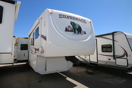 2008 Forest River Silverback