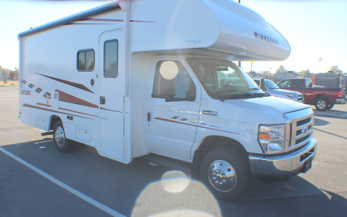 Rv Sales Tulsa >> New Or Used Class C Motorhomes For Sale Camping World Rv Sales