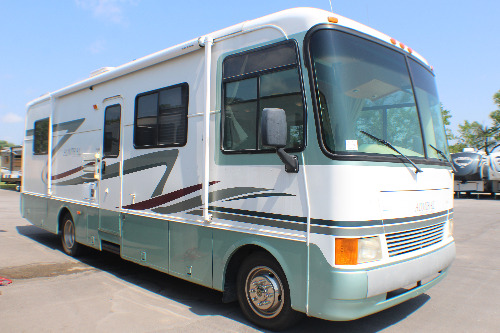 Exterior : 2000-HOLIDAY RAMBLER-29W FORD