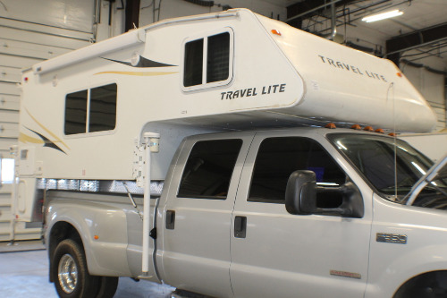 New Or Used Truck Campers For Sale Camping World Rv Sales