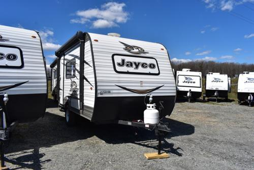 Exterior : 2018-JAYCO-145RB
