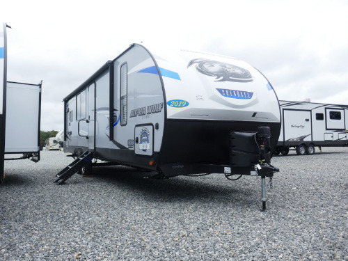 2019 Forest River 27rk-l