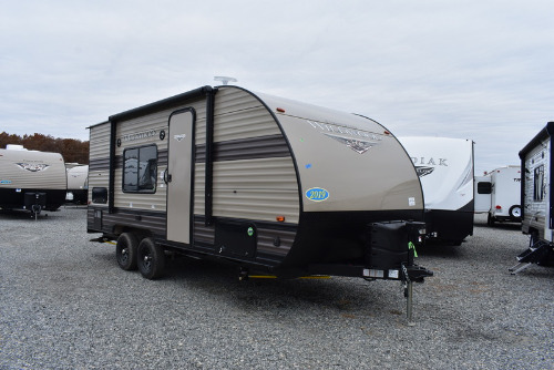 Exterior : 2019-FOREST RIVER-171RBXL