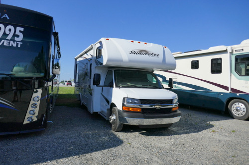 Exterior : 2014-FOREST RIVER-2500TSF