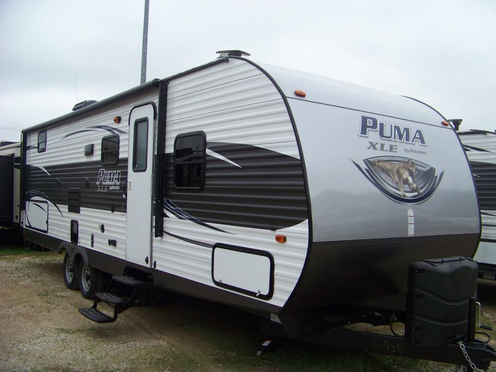 New 2016 Forest River Puma Xle 27rbqc Travel Trailer For ...