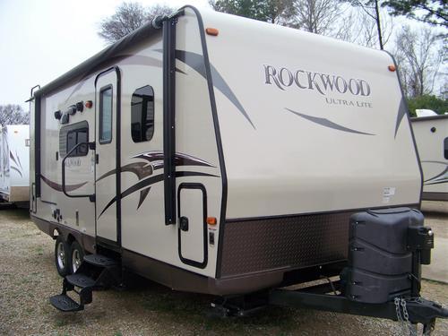 2014 Forest River Rockwood