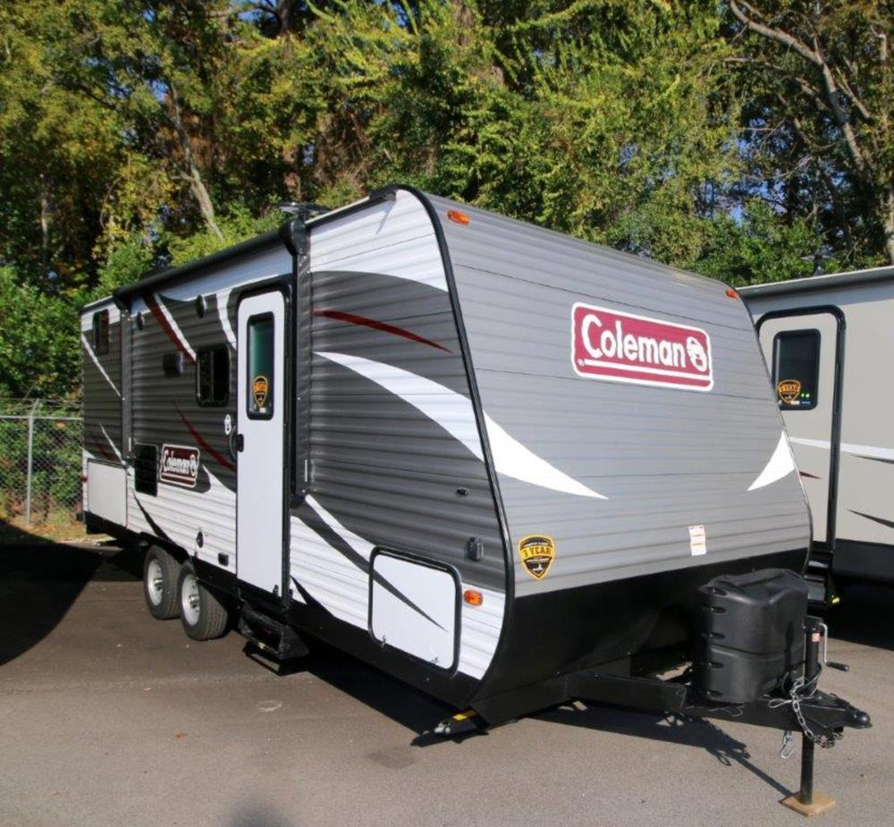 Coleman travel trailers for sale in tyler tx for Coleman s fish market