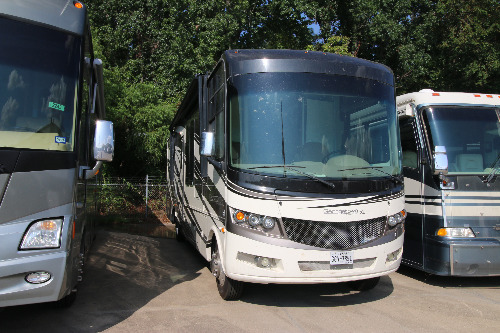 Exterior : 2014-FOREST RIVER-377XLF