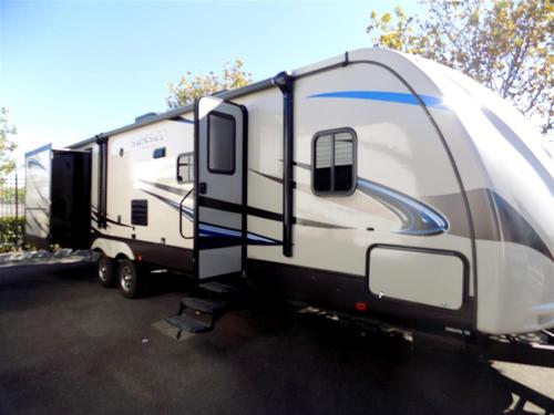 Used 2015 Crossroads Sunset Trail RESERVE Travel Trailer For Sale