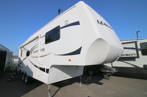 Exterior : 2007-GLACIER BAY RV-225RS