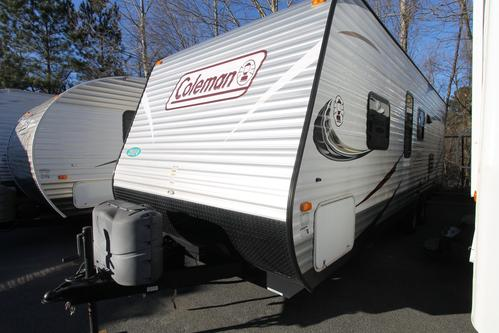 Used 2014 Coleman Coleman CTS274BH Travel Trailer For Sale
