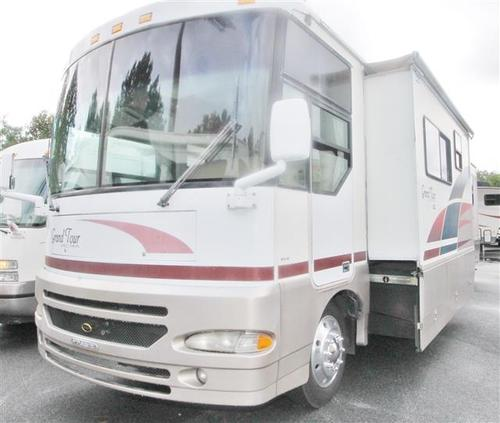 Used 1999 Winnebago Vectra Grand Tour 37B Class A - Gas For Sale