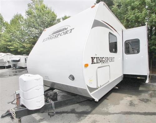 Used 2012 Gulfstream Kingsport 265BHS Travel Trailer For Sale