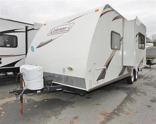 Used 2010 Dutchmen Coleman M-240 Travel Trailer For Sale