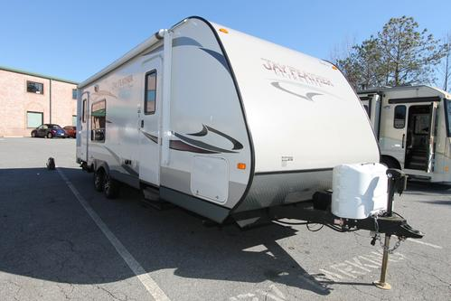 Used 2013 Jayco Jay Feather 242 Travel Trailer For Sale