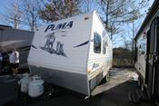 Used 2007 Palomino Puma 19FS Travel Trailer For Sale