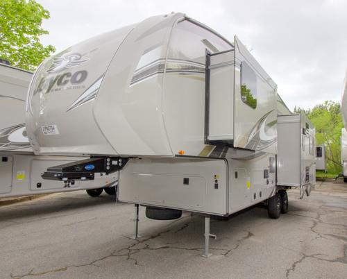 New Or Used Fifth Wheel Campers For Sale Rvs Near Woodstock