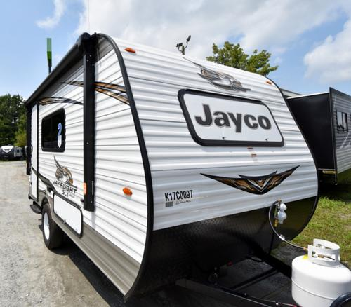 Exterior : 2019-JAYCO-145RB