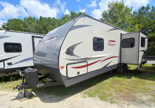 Coleman Travel Trailers >> Coleman Rvs For Sale Camping World Rv Sales