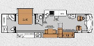 Floor Plan : 2013-THOR-40EX