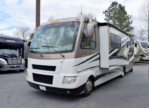 Exterior : 2011-FOUR WINDS-31V