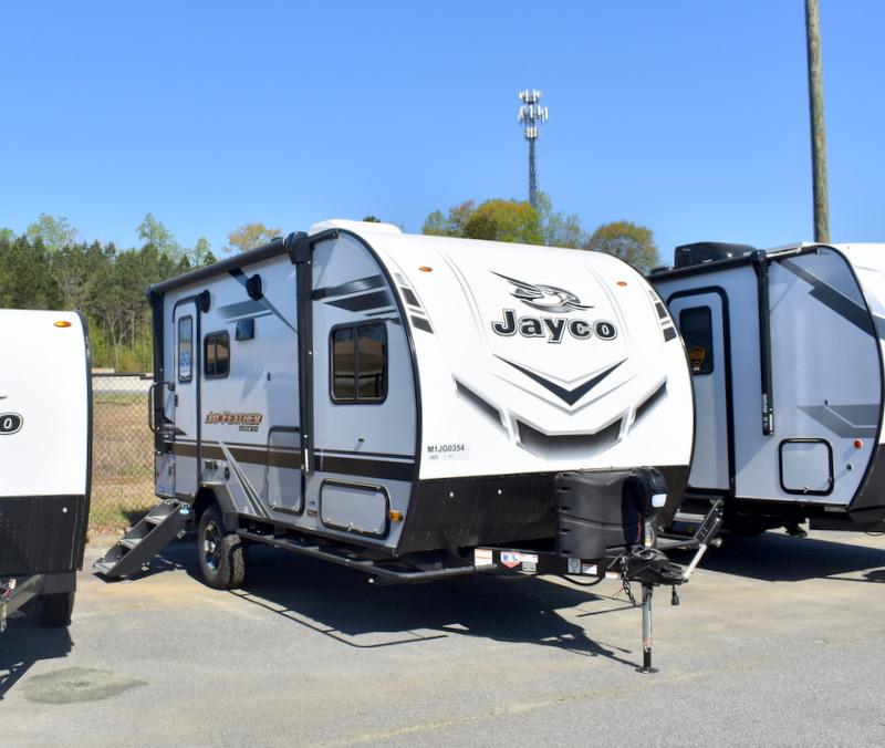 2021 Jayco 166fbs