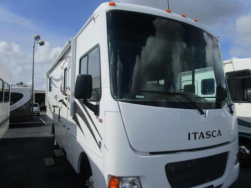 Used 2014 Itasca Sunstar 26HE Class A - Gas For Sale