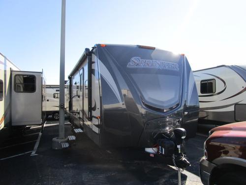 New 2016 Keystone Sprinter 313BHS Travel Trailer For Sale