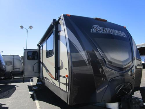 New 2016 Keystone Sprinter 319MKS Travel Trailer For Sale