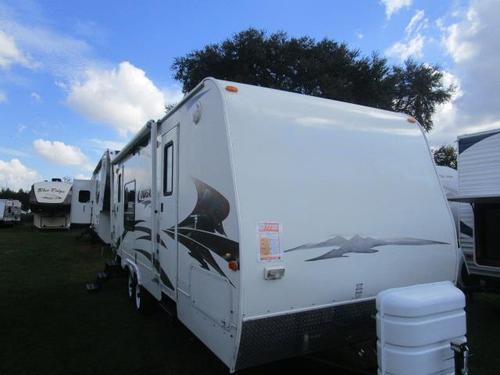 Used 2007 Keystone Cougar 243RKS Travel Trailer For Sale