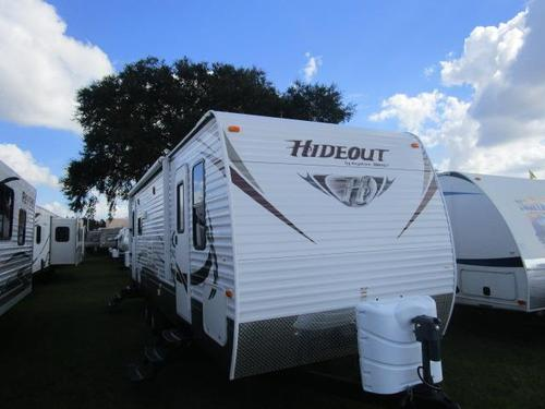 Used 2013 Keystone Hideout 26RL Travel Trailer For Sale
