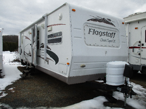 RV : 2009-FOREST RIVER-829FKSS