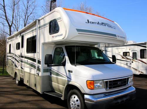 Used 2005 Fleetwood Jamboree 29S Class C For Sale