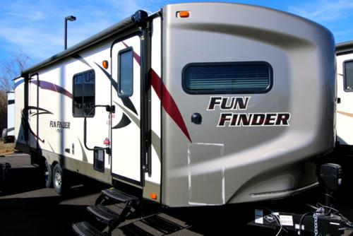 2017 Cruiser RVs Fun Finder